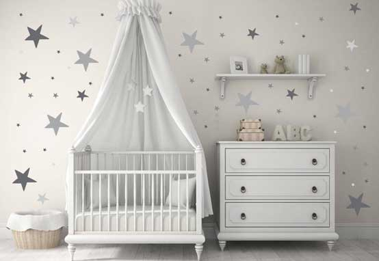 Stars in the Nursery