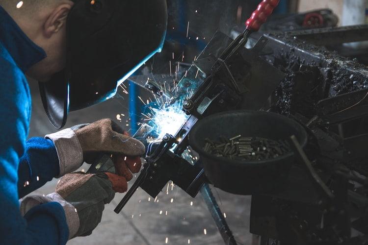 1. Manual Welding