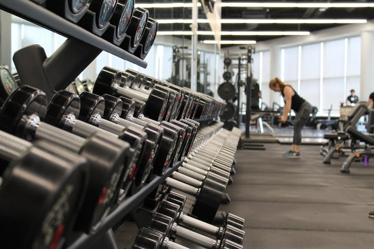 3. Fitness Centres & Gyms