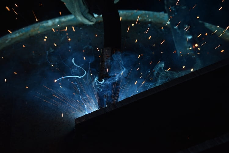 5. Automated Welding