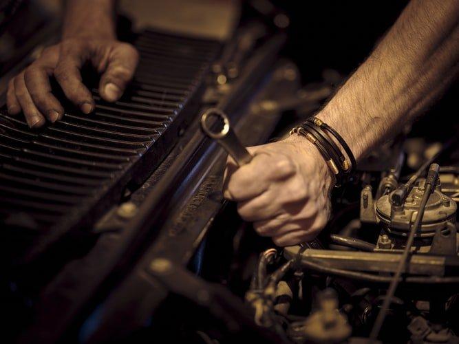 Repairing A Cracked Engine Block-